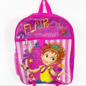New Backpack Disney Fancy Nancy Graphic Backpack